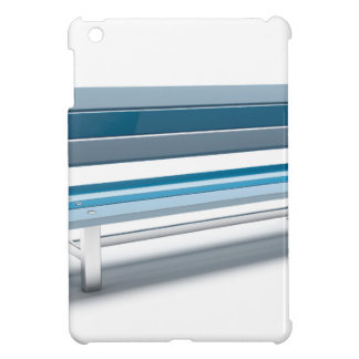 Blue bench iPad mini covers