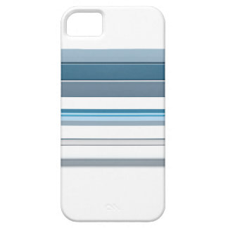 Blue bench iPhone 5 case