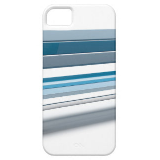 Blue bench iPhone 5 cover