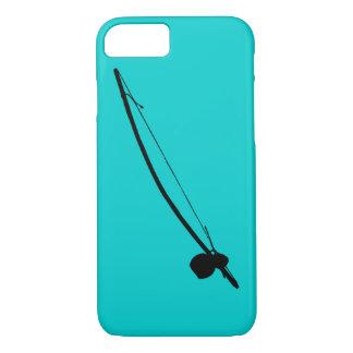 Blue Berimbau iPhone 7 Case