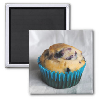 Blue Berry Muffin Magnet