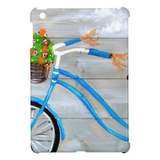 Blue Bike Zazzle iPad Mini Cases