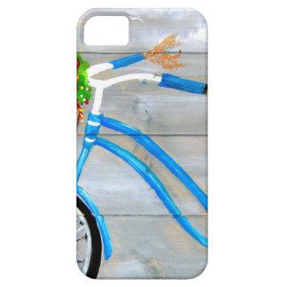 Blue Bike Zazzle iPhone 5 Case