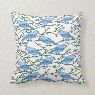 Throw Pillows With Birds : Bird Pillows - Bird Throw Pillows Zazzle