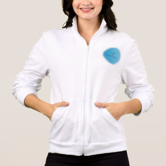 Blue Bird Fleece Zip Jog