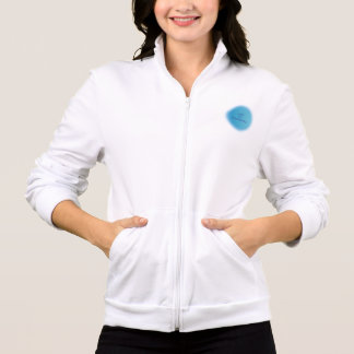 Blue Bird Fleece Zip Jog Jacket