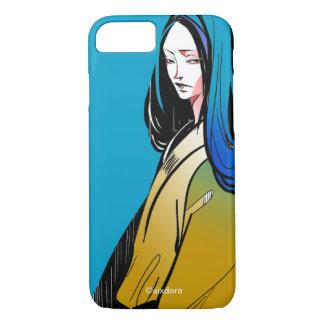 'BLUE BIRD' iPhone 7 CASE