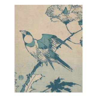 Blue Bird Letterhead