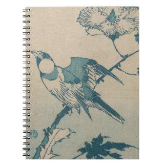 Blue Bird Notebook