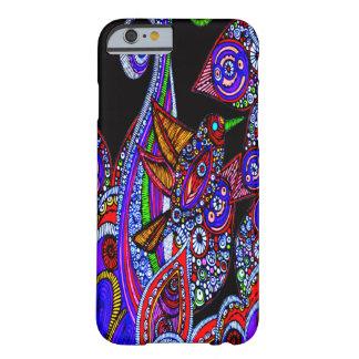 Blue Bird Of Paradise iPhone 6 Case