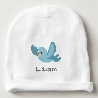 Blue Bird personalized Baby Beanie