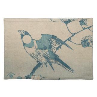 Blue Bird Placemat
