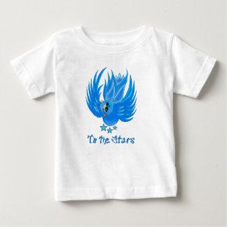 Blue Birdie Tee