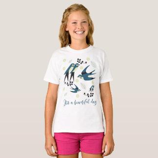 Blue Birdy! T-Shirt