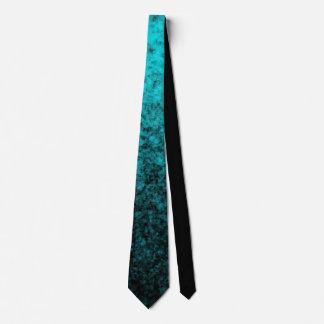 Blue Black Atmosphere -Tie Tie