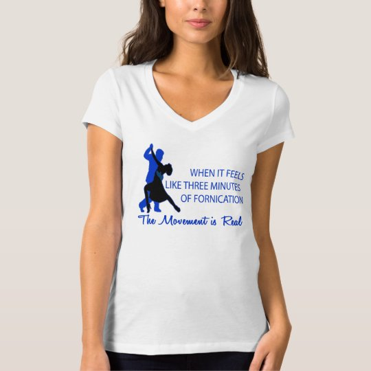 BLUE / BLACK T-Shirt