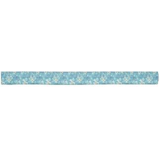 Blue Blossoms Hair Tie