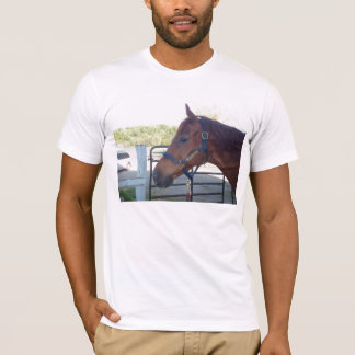 Blue Blue Sea Profile T-Shirt