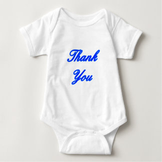 Blue Blue Thank You Design The MUSEUM Zazzle Gifts T Shirt
