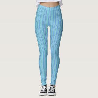Blue Blueberry Leggings
