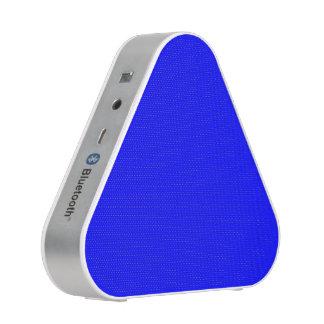 Blue Bluetooth Speaker