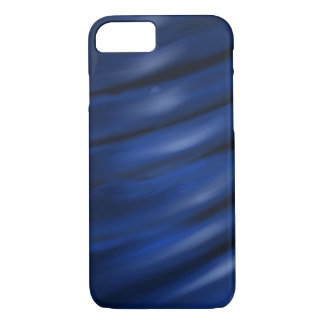 Blue Blur - Apple iPhone Case
