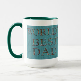 Blue Boards Father's Day Mugs