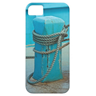 Blue Boat iPhone 5 Covers