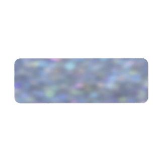 Blue Bokeh Sparkles