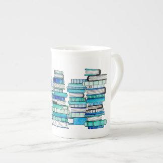 Blue Books Mug