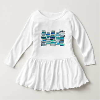 Blue Books Toddler Dress