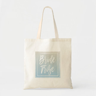 Blue Bride Tribe Tote