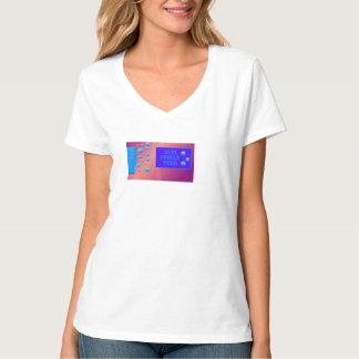 Blue Bubble Tube T-Shirt