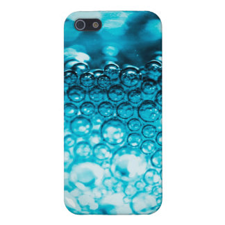 Blue Bubbles Savvy iPhone 5 Cover