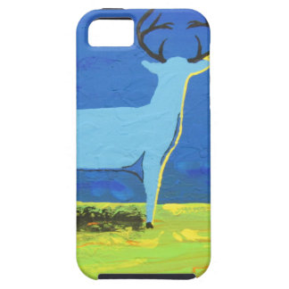 Blue Buck Case For The iPhone 5