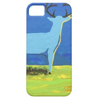 Blue Buck iPhone 5 Cases