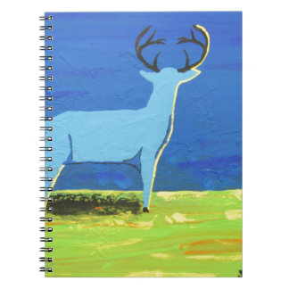 Blue Buck Notebook