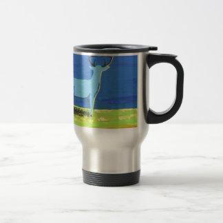 Blue Buck Travel Mug
