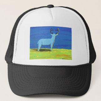 Blue Buck Trucker Hat