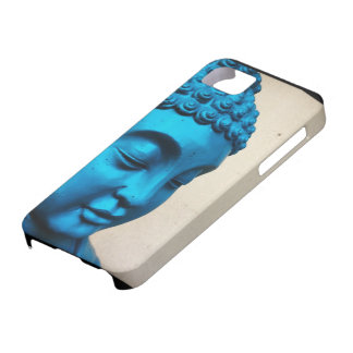 Blue Buddha Case For The iPhone 5