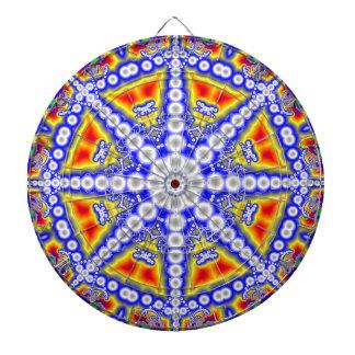 Blue Buddha Dartboard
