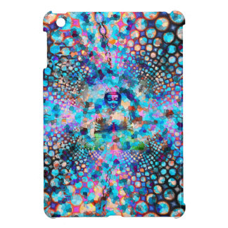 Blue Buddha iPad Mini Case