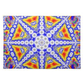 Blue Buddha Placemat