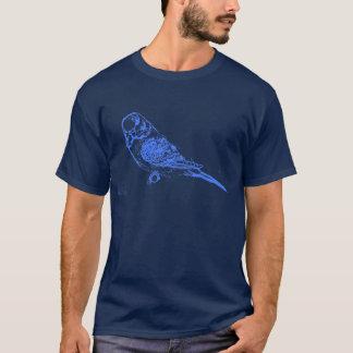 Blue Budgie Shirt