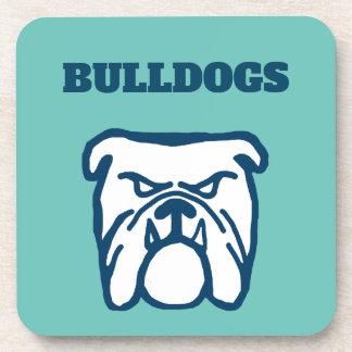 Blue Bulldog Coaster