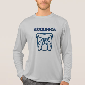 Blue Bulldog T-Shirt