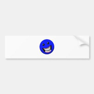 Blue Bumper Stickers