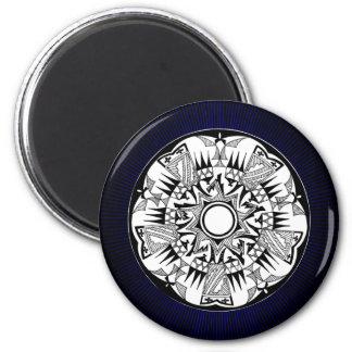 'Blue Burst' Magnet