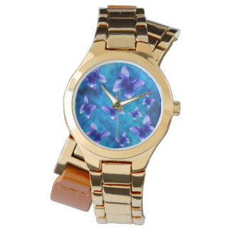 Blue Butterflies Of Summer, Watch