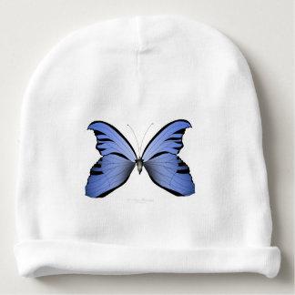 Blue Butterfly 2 Azure Huntsman Baby Beanie